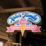 Kohr's ice cream!
