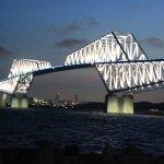 Tokyo Gate Bridge Foto