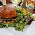Brioche burger