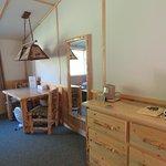Photo de Lake Lodge Cabins
