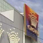 Crown Casino / Logo and name display