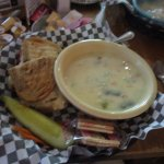 Soup and RUEBEN