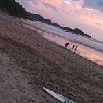 Beautiful beach! Fun to watch the surfers!