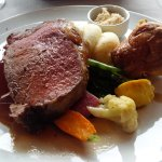 Prime Rib excellent choice highly recommend