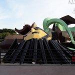 estatua iinteractiva de guliver