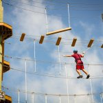 Kersey Valley High Ropes, Archdale NC 336-431-1700