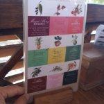 kombucha menu