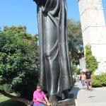 Photo of Grgur Ninski Statue