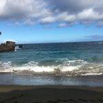 Photo de South Point (Ka Lae) et Green Sand Beach