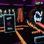 Kiss Monster Mini Golf Foto