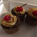 Chantilly Cupcakes