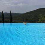 nice pool & view