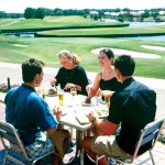 Horizons Cafe onsite is open 7 days a week serving casual meals for golfers and visitors.