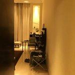 Entryway in my room.