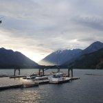 North Cascades Lodge at Stehekin Foto