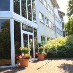 Turm Hotel Hanau - Eingang