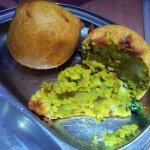 spicy vada