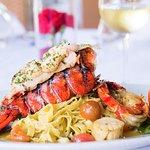 Lobster Fettuccine