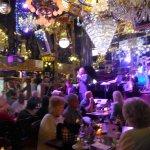 Joey Didodo show at House of Jazz on Sundays