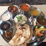 Lunch Thali