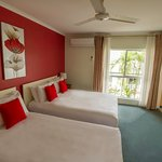 Suite Room - Red Room