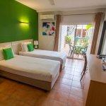 Standard Room - Green Room