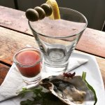 Best Bloody Mary Oyster Shot you will ever have!