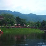 Boat Trip - View of Hotel