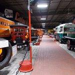 Inside the Land Transportation Museum