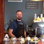 Best barista in Dublin!!