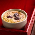 Red date clafoutis from Sha Tin 18