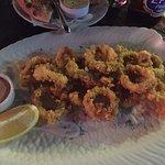 calamari (and thats just a starter)