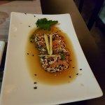 salmone in salsa teriaki