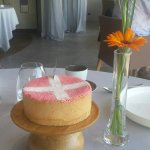 and ... gâteau de savoie!!!