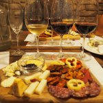 Wine, Cheese & Charcuterie Tasting