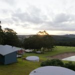 Views of the other chalets from Redgum.