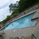 Hampton Inn Fayetteville Foto