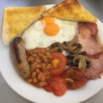 Our traditional English Breakfast