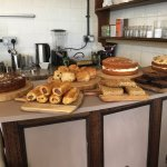 All our Cakes and Bakes are handmade on the premises
