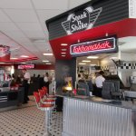 Inside view of SteaknShake