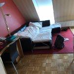 sofa cum bed plus study table