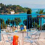 Louis Corcyra Beach - Family Room Sea View
