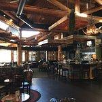 Park Grill Bar area