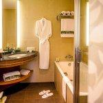 Salle de bain / Chambre parc