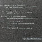 New England Holocaust Memorial Foto
