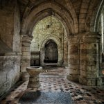 Brinkburn Priory English Heritage