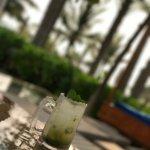 Best Drinks from Bartender ROBBER( fresh Mojito and LongIsland)