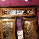 Men's Rest room