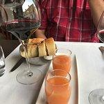 Photo de L'ile Sous Le Vent - L'Hotel - La Table