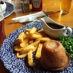 Steak and ale pudding